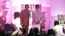 Amitabh Bachchan, Alexander Dinelaris launch Boman Irani's production house