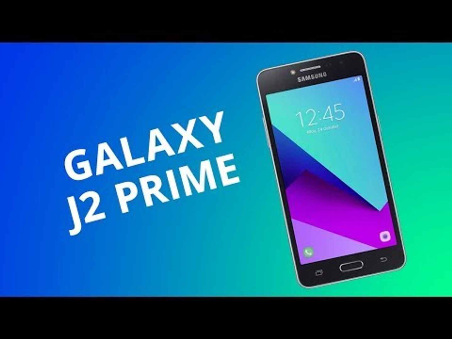 Samsung  Galaxy J2 Prime [Análise / Review]