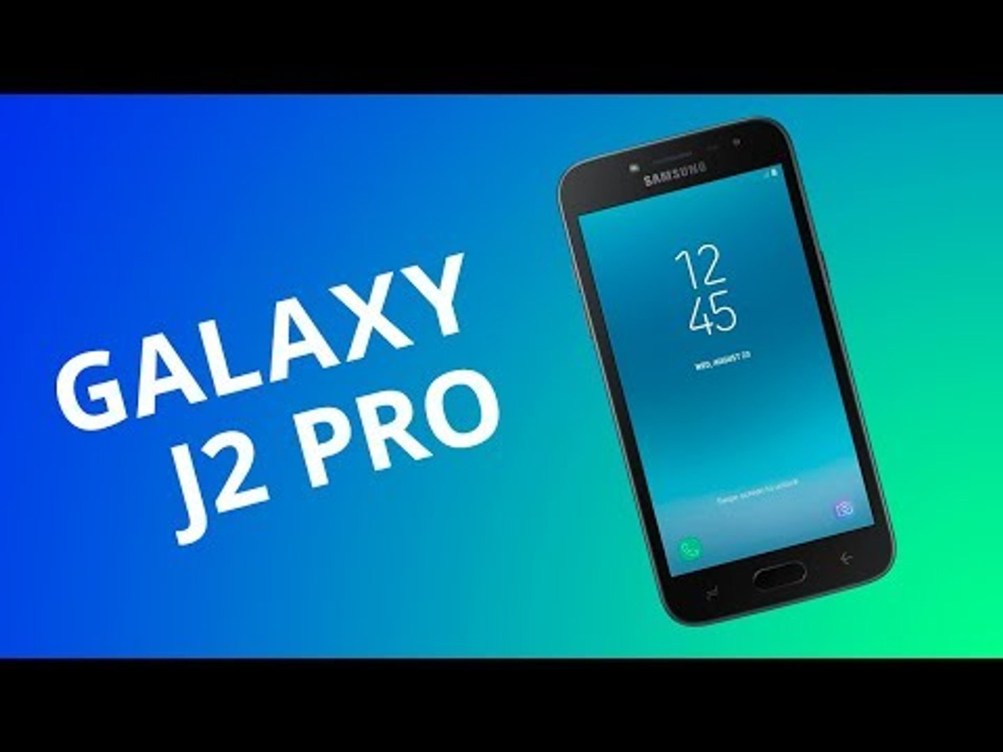 Samsung Galaxy J2 Pro [Análise / Review]