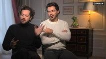 L'interview de Valentin Merlet et Tewfiq Jallab - Engrenages Saison 7