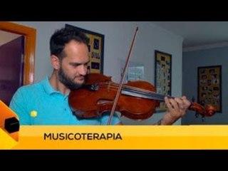 Fui!: Aprendendo a tocar violino e Musicoterapia (3 de 3)