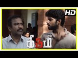 Kirumi Tamil Movie   Scenes   Charle provides information to police   Kathir released   David