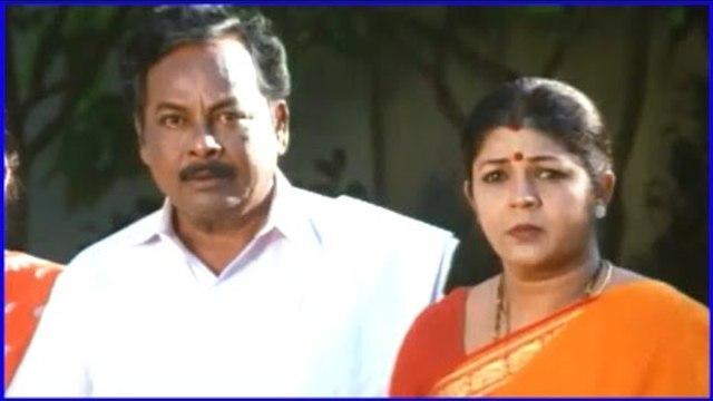Ganapathy Vanthachu Tamil Movie - Shanmugasundaram throws Udhaya out of his house