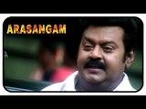 Arasangam Tamil Movie | Scenes | Vijayakanth reveals the truth about his job | Srikanth Deva