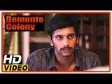 Demonte Colony Tamil Movie | Scenes | Naadi astrologer predicts Arulnithi's future