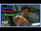 Indru Netru Naalai Tamil Movie   Scenes   Ravi Shankar   Vishnu   Karunakaran