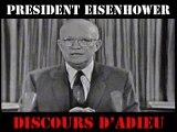 Discours d'adieu Einsenhower - Complexe Militaro Industriel