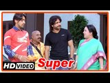 Super Tamil Movie | Scenes | Broker comes with a girl's proposal for Nagarjuna