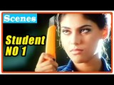Student No 1 Tamil Movie | Scenes | Title Credits | Sibiraj intro | Sherin intro