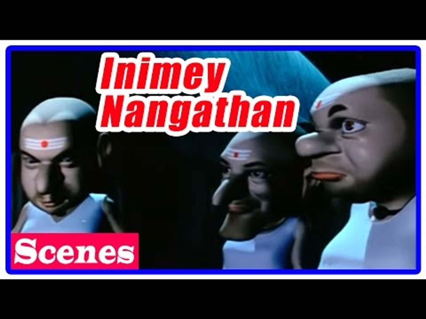 Inimey Naangathaan Tamil Movie | Scenes | Dog tries to catch Govind