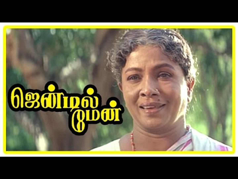 Gentleman Tamil Movie | Scenes | Madhoo angry at Arjun | Rajan P Dev insults Arjun and Vineeth