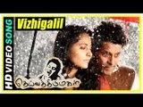 Deiva Thirumagal Tamil movie   scenes   Vizhigalil Oru Vaanavil song   Sara questions Amala Paul