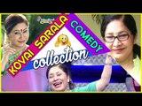 Kovai Sarala Comedy   Ajith   Santhanam   Soori   Shruti Haasan   Thambi Ramaiah   VTV Ganesh