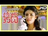Sathura Adi 3500 Movie Climax | Thedi Pogum Song | Prathap is shot | Iniya and Daya unite