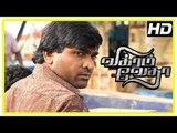 Vikram Vedha Movie Scenes | Vijay Sethupathi reveals his past to Madhavan  | Hareesh Peradi