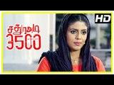 Sathura Adi 3500 Movie Scenes | Dhaya proposes to Iniya | Saravana Subbiah motivates Nikhil
