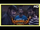 Demonte Colony Movie Scenes | Arulnithi and friends learn Abhishek has passed away | Sananth
