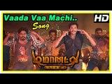 Demonte Colony Movie Scenes | Vaada Vaa Machi Song | Arulnithi and friends have fun