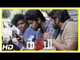 Kirumi Climax Scene | Kathir starts going to work | Kathir takes care of his family | End Credits
