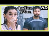 Romeo Juliet Movie Scenes | Hansika learns Jayam Ravi is not rich | Hansika and Jayam Ravi Break Up