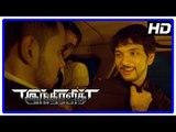 Indrajith Tamil movie | Gautham Karthik fights goons and saved Sachin Khedekar
