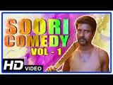 Soori Comedy Collection   Soori Comedy Scenes   Vol 1   Jayam Ravi   Rajendran   Kovai Sarala