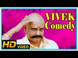 Vivek Comedy Scenes | Vivek Best Comedy Scenes | Udhayanidhi | Soori | Jayam Ravi | Prabhu