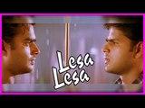 Lesa Lesa Movie Scenes ,  Trisha and Shaams engagement ,  Madhavan lies to Trisha ,  Shaam