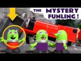Rascal Funlings Prank Thomas and Friends causing many Crashes and a giant Accident to Thomas and the Funny Funlings, who will Rescue them in this Family Friendly Full Episode English Story for kids