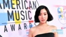 Tiffany Young Reveals Upcoming Album 'Lips On Lips' Set to Release This February | Billboard News