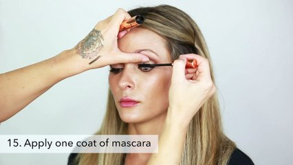 Ursula Andress 60's Makeup Tutorial