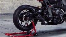 2019  Honda CBR1000RR Superbike Cafe Racer | Honda CBR1000RR Custom By Huge Moto | Mich Motorcycle