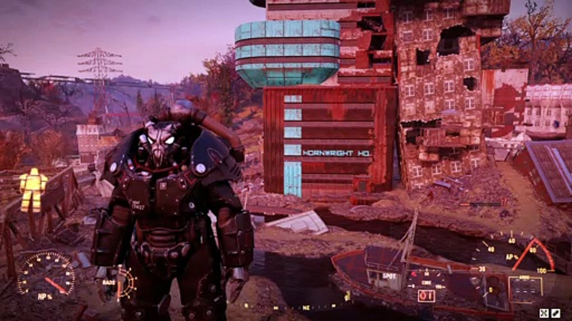 Fallout 76 How To Get The Combat Rifle Plan Location