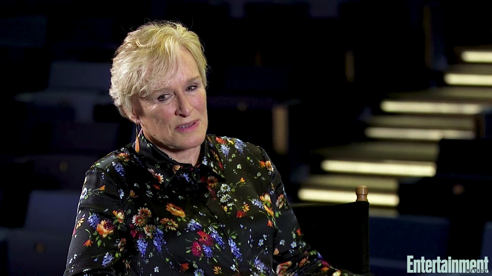 Glenn Close, Best Actress Nominee, Opens Up About 'The Wife' | Oscars 2019 | Entertainment