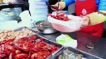 A taste adventure on Shanghai's streets