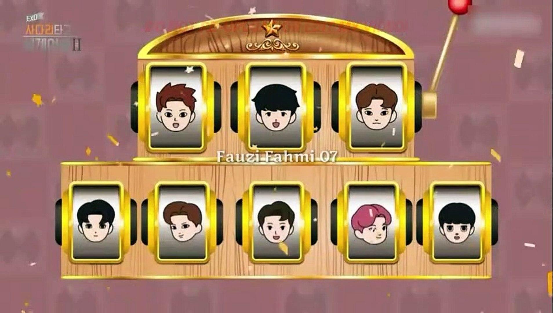 Top Five Exo Travel The World Season 2 Ep 1 English Sub - Circus