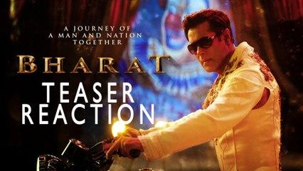 BHARAT | Teaser Reaction | Salman Khan | EID 2019