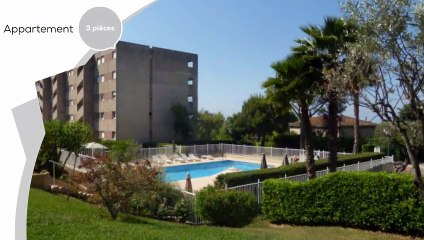 A louer - Appartement - Nice (06200) - 3 pièces - 60m²