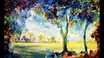 MON REVE FAMILIER  -  Poème de Paul Verlaine - Diction Georges Rouffineau - Peinture Daniel Galandat - Musique Michel Allain