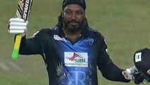 Chris Gayle the 'Universe Boss' becomes the first batsman to hit 900 sixes T20  | वनइंडिया हिंदी