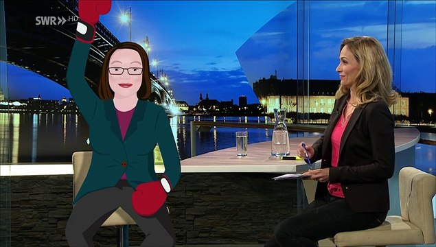 """""""Jetzt wird's ernst!"""" Episode 001 mit Andrea Nahles"""