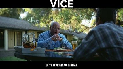 Vice - avec Christian Bale et Amy Adams - Bande-annonce VF