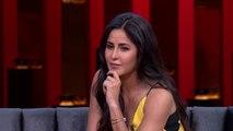 Koffee With Karan - Season 5 - Katrina Kaif, Anushka Sharma & Arjun