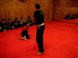 Combat kung fu jeet kune do