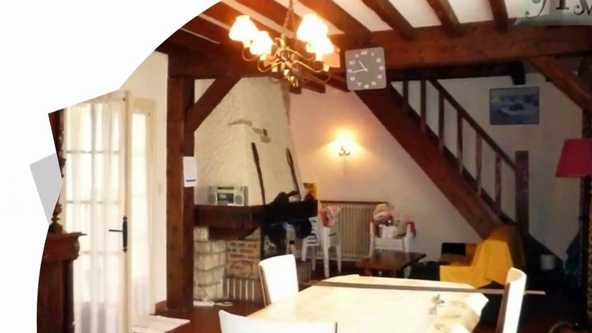 A vendre - Maison/villa - Bray sur seine (77480) - 4 pièces - 118m²