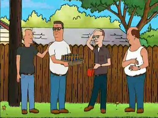King of the Hill - S1 E3 - The Order of the Straight Arrow