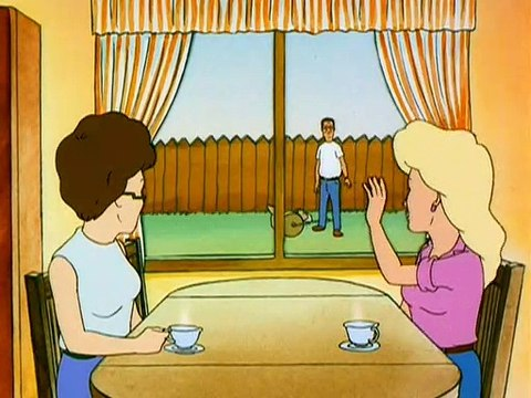 King of the Hill - S1 E6 - Hank's Unmentionable Problem