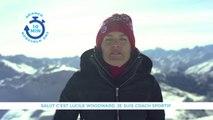 Les conseils de Lucile Woodward, coach sportif pour bien se préparer au ski