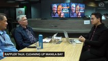 Rappler Talk: Cleaning up Manila Bay
