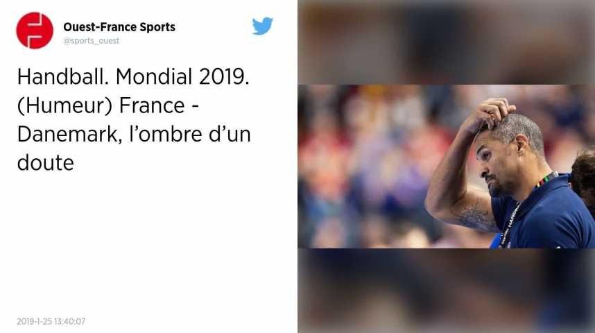 Handball. Mondial 2019. France - Danemark, une demie entre meilleurs amis…